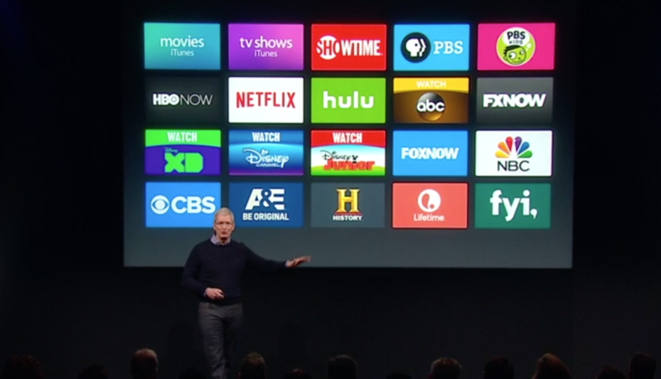 Apple TV lost more market share during the holiday season
