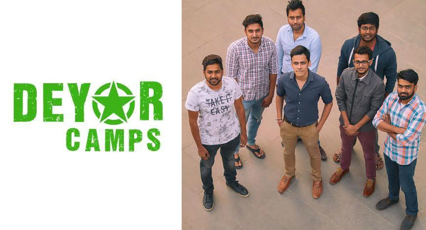 Adventure Travel Startup Deyor Camps Raises Pre-Series A Funding Led by Venture Catalysts