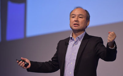 Brief: SoftBank's $93b vision fund triggers fears of another startup valuation bubble