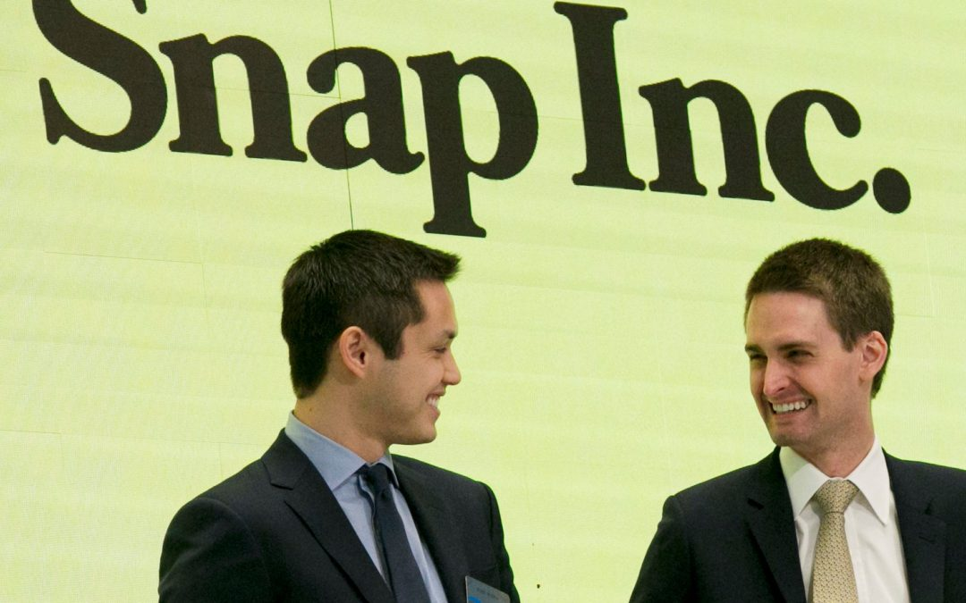 The banks that were in charge of Snap's IPO love it — even after the company's disastrous earnings report