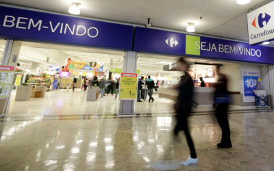 Carrefour's Brazil Unit Prices I.P.O. at Low End of Range
