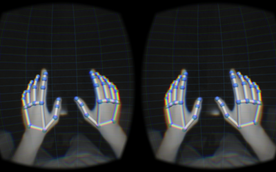 Leap Motion nabs $50M for its VR/AR hand-tracking tech