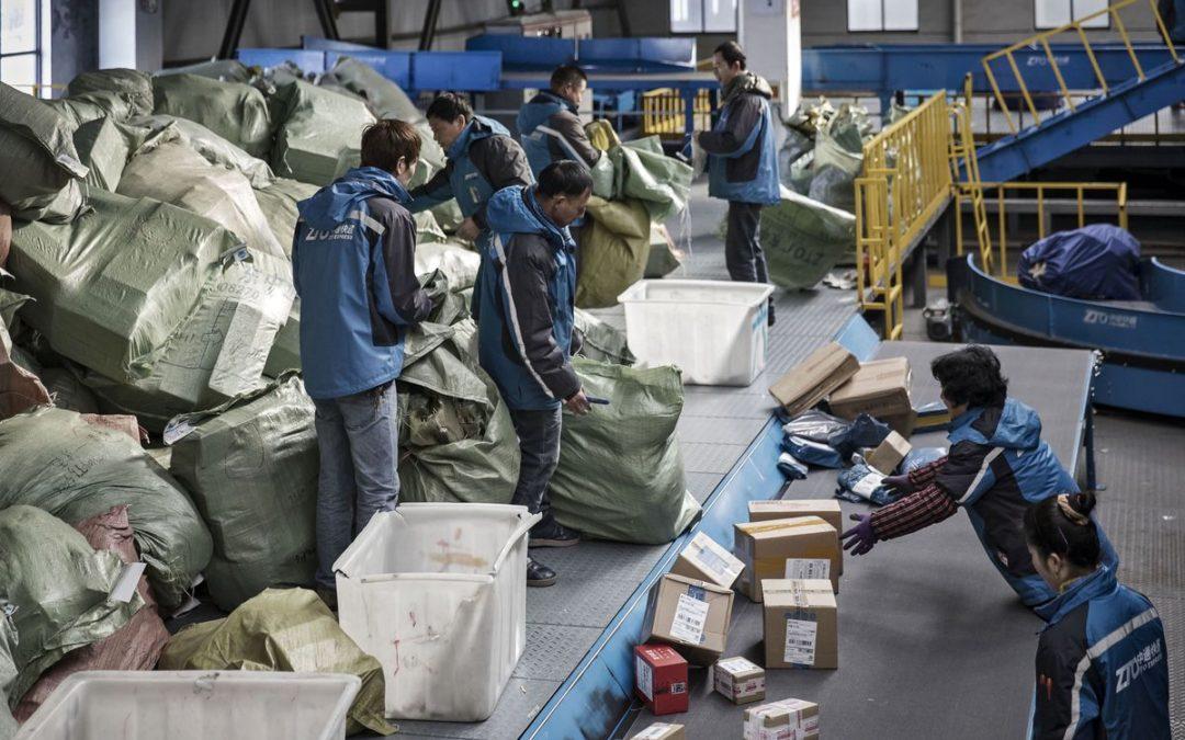 ZTO Sued Over 'Untrue Statements' in Biggest U.S. IPO in 2016