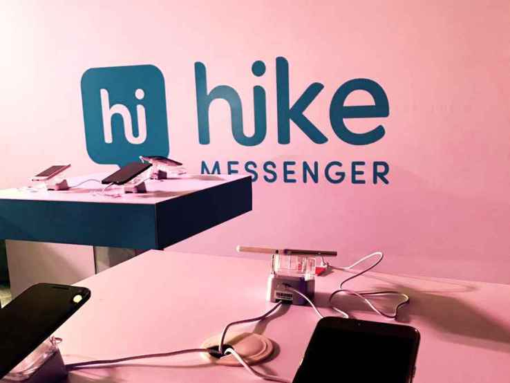 Indian messaging app Hike acquires hardware startup Creo
