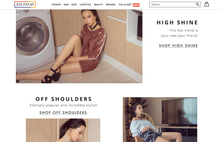 Zilingo raises $18M for its fashion e-commerce service in Southeast Asia