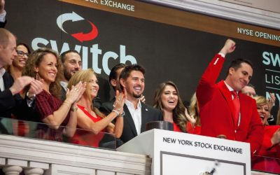 Cramer unpacks Switch's IPO, the second-largest tech IPO of the year
