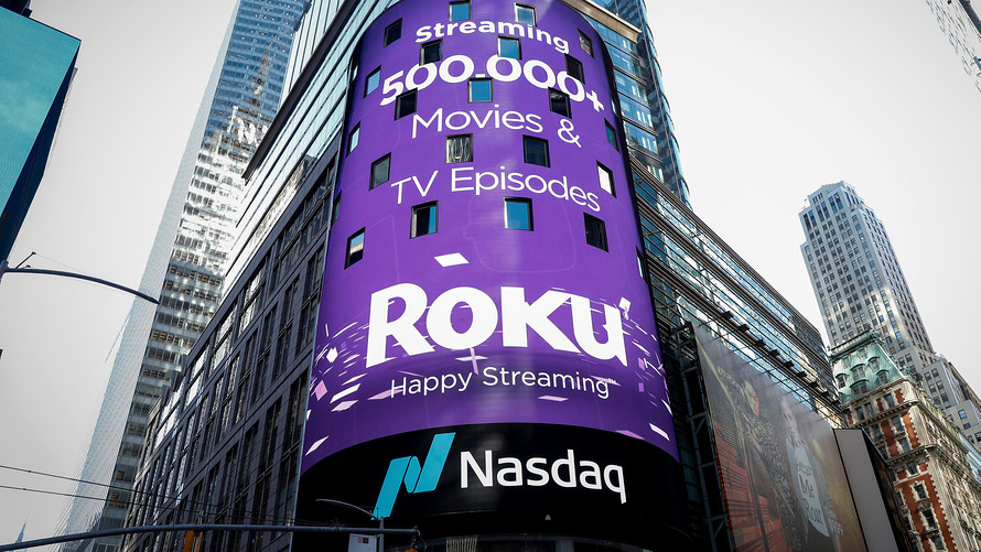 Roku IPO valuation nearly doubles in two sessions