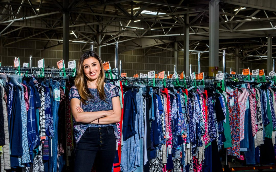Stitch Fix Prepares an I.P.O. in the Shadow of Amazon