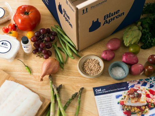 Blue Apron replaces CEO-founder Matt Salzberg after post-IPO fumbles